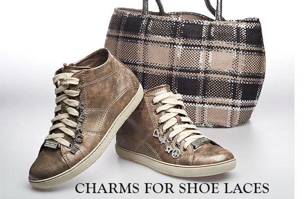 charms for shoe laces